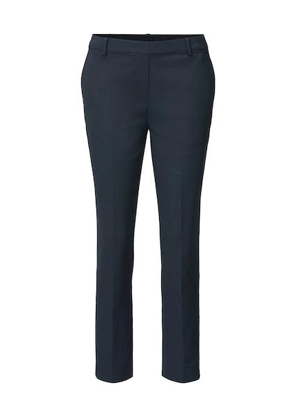 Hosen für Frauen - Marc O'Polo Hose 'TORUP' dunkelblau  - Onlineshop ABOUT YOU