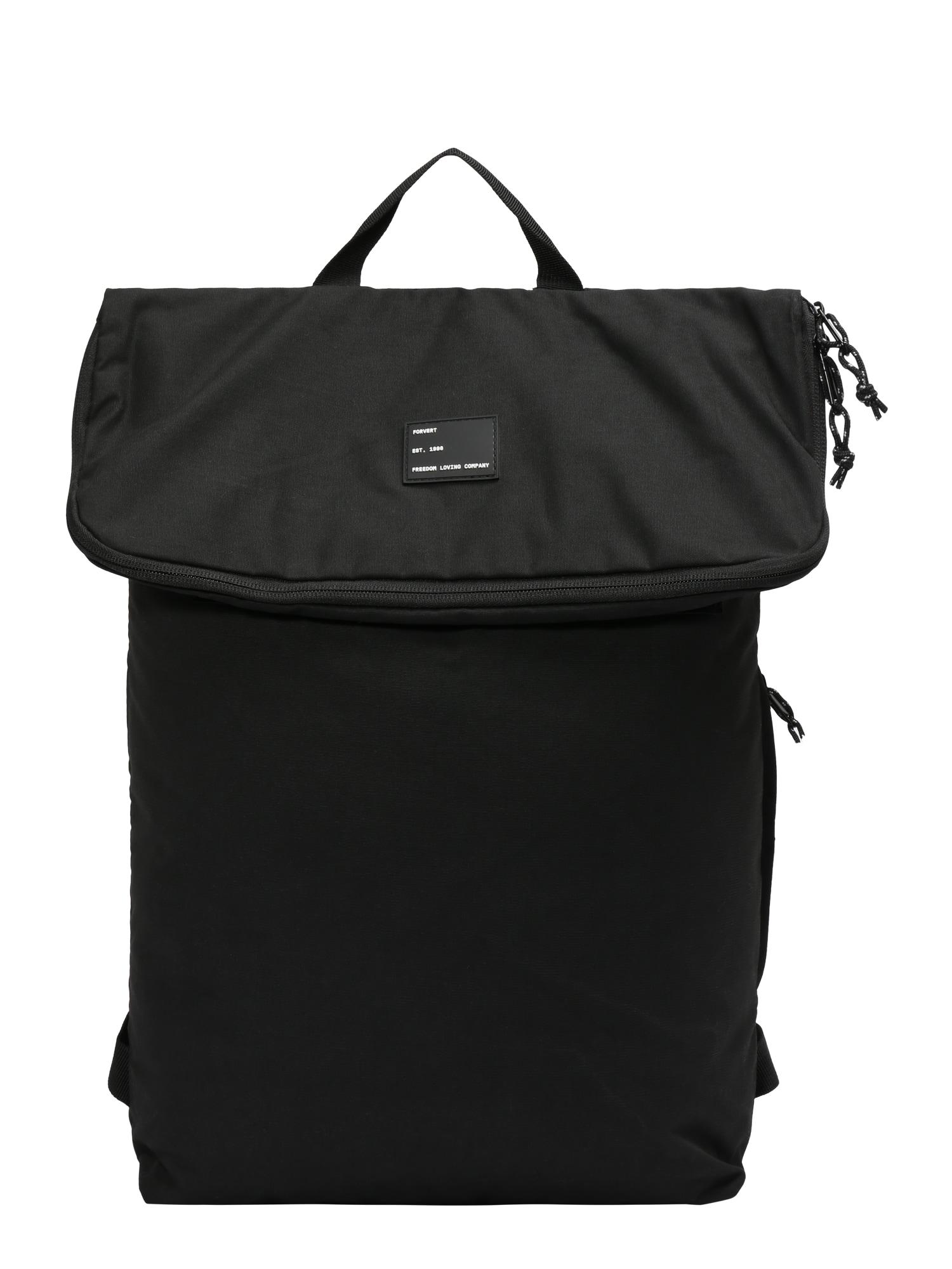 Forvert Nešiojamojo kompiuterio krepšys 'Drew' juoda