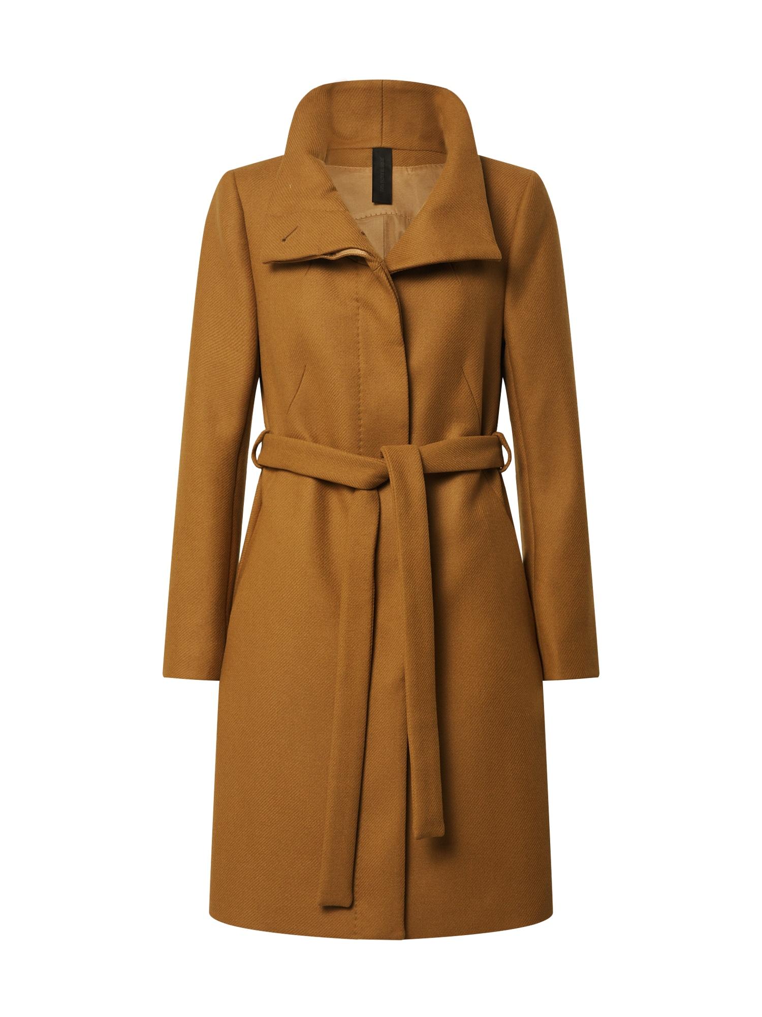 DRYKORN Prechodný kabát 'CAVERS'  hnedé