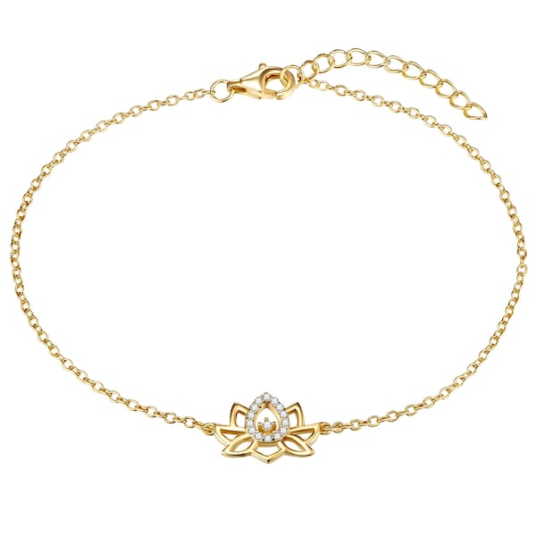 Armbaender - Armband › Rafaela Donata › gold  - Onlineshop ABOUT YOU