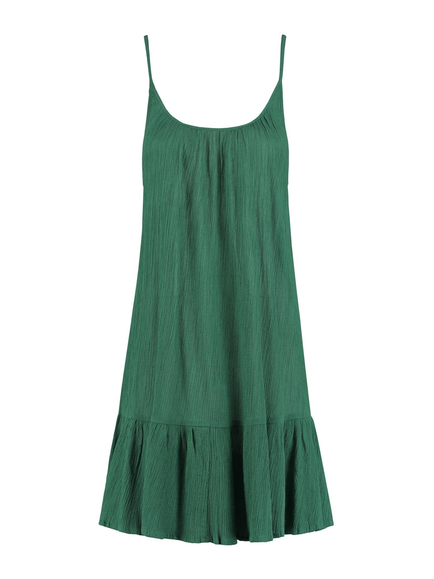 Shiwi Paplūdimio suknelė žalia