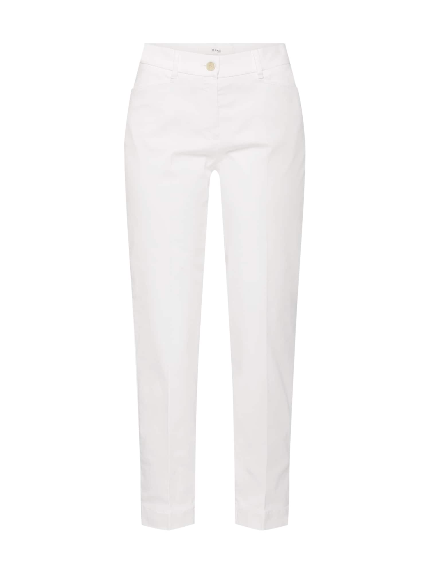 Kalhoty Mara S bílá BRAX