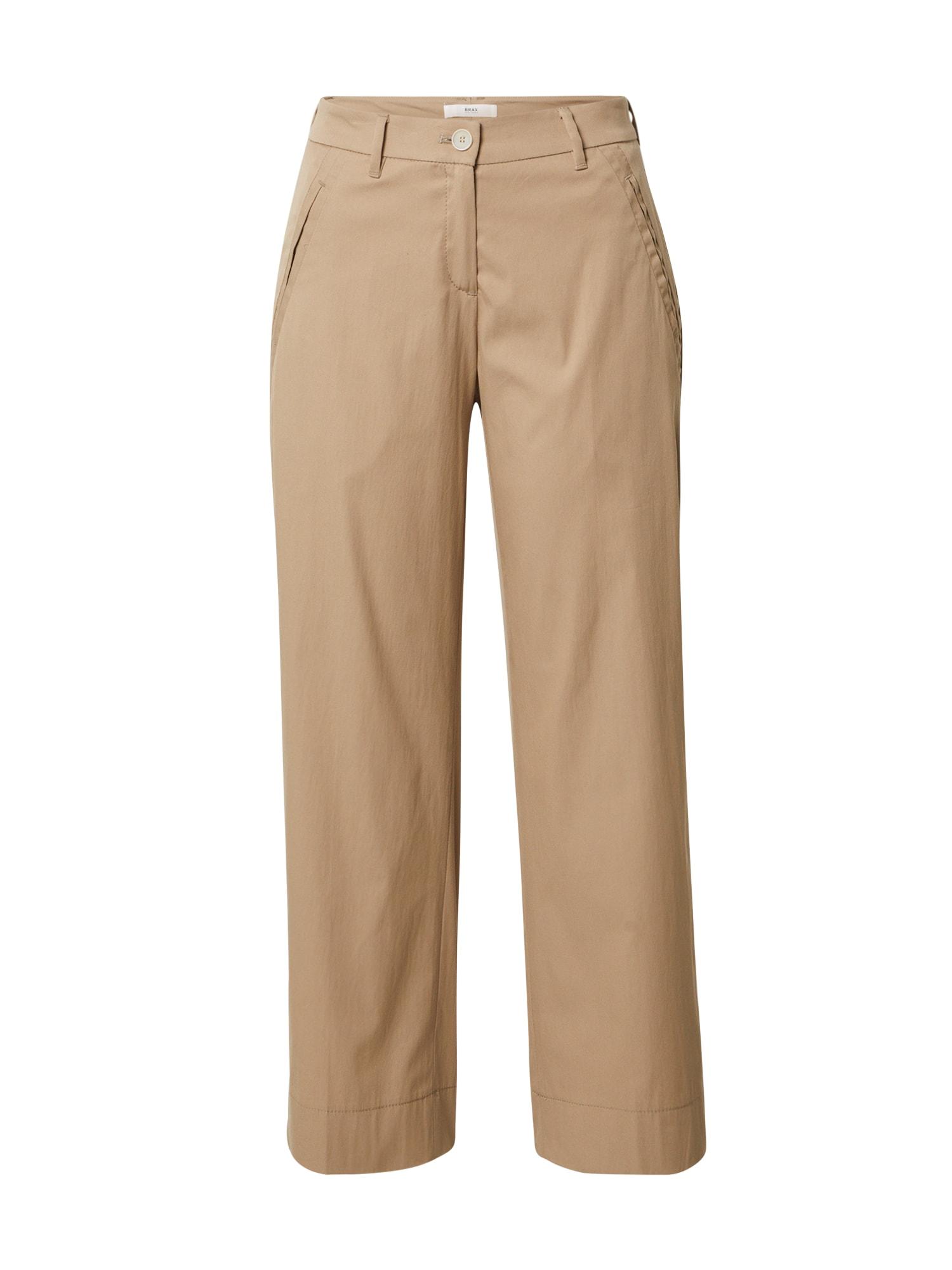 BRAX Kelnės 'MAINE' šviesiai ruda / smėlio