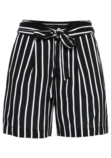 Hosen für Frauen - ANISTON Shorts schwarz  - Onlineshop ABOUT YOU