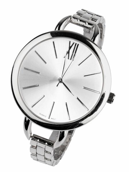 Uhren für Frauen - Heine Armbanduhr silber  - Onlineshop ABOUT YOU