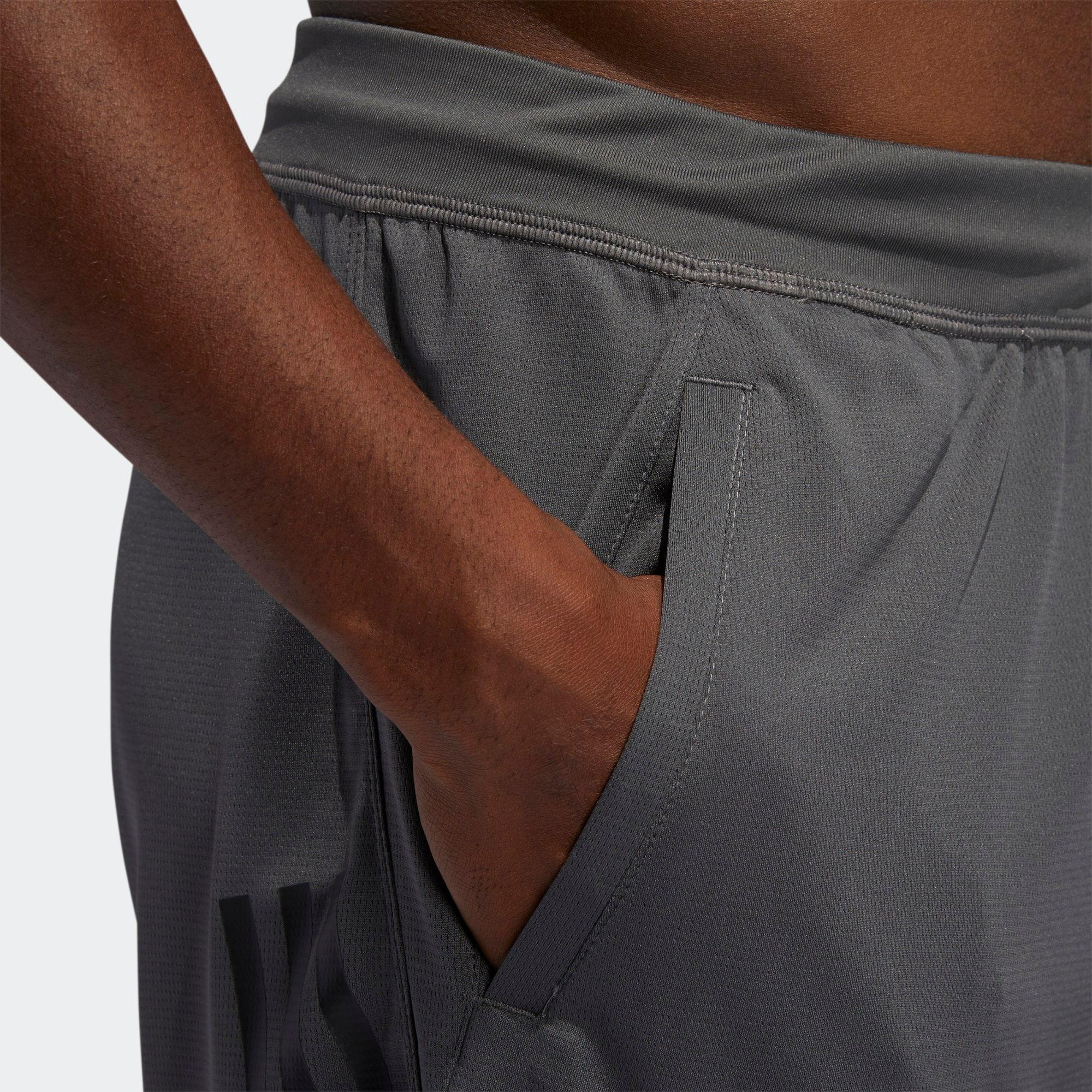 ADIDAS PERFORMANCE Športové nohavice  antracitová