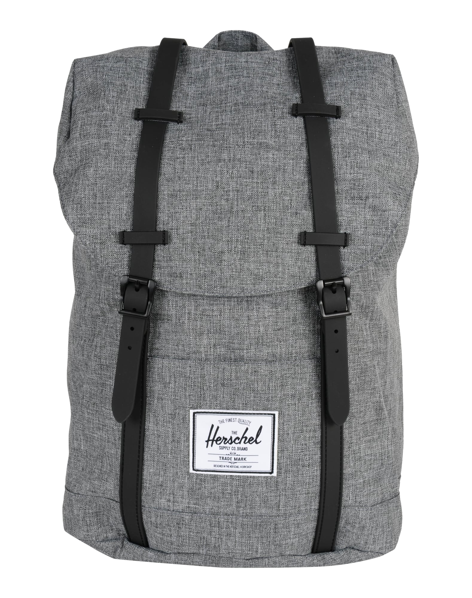Herschel Kuprinė šviesiai pilka / juoda