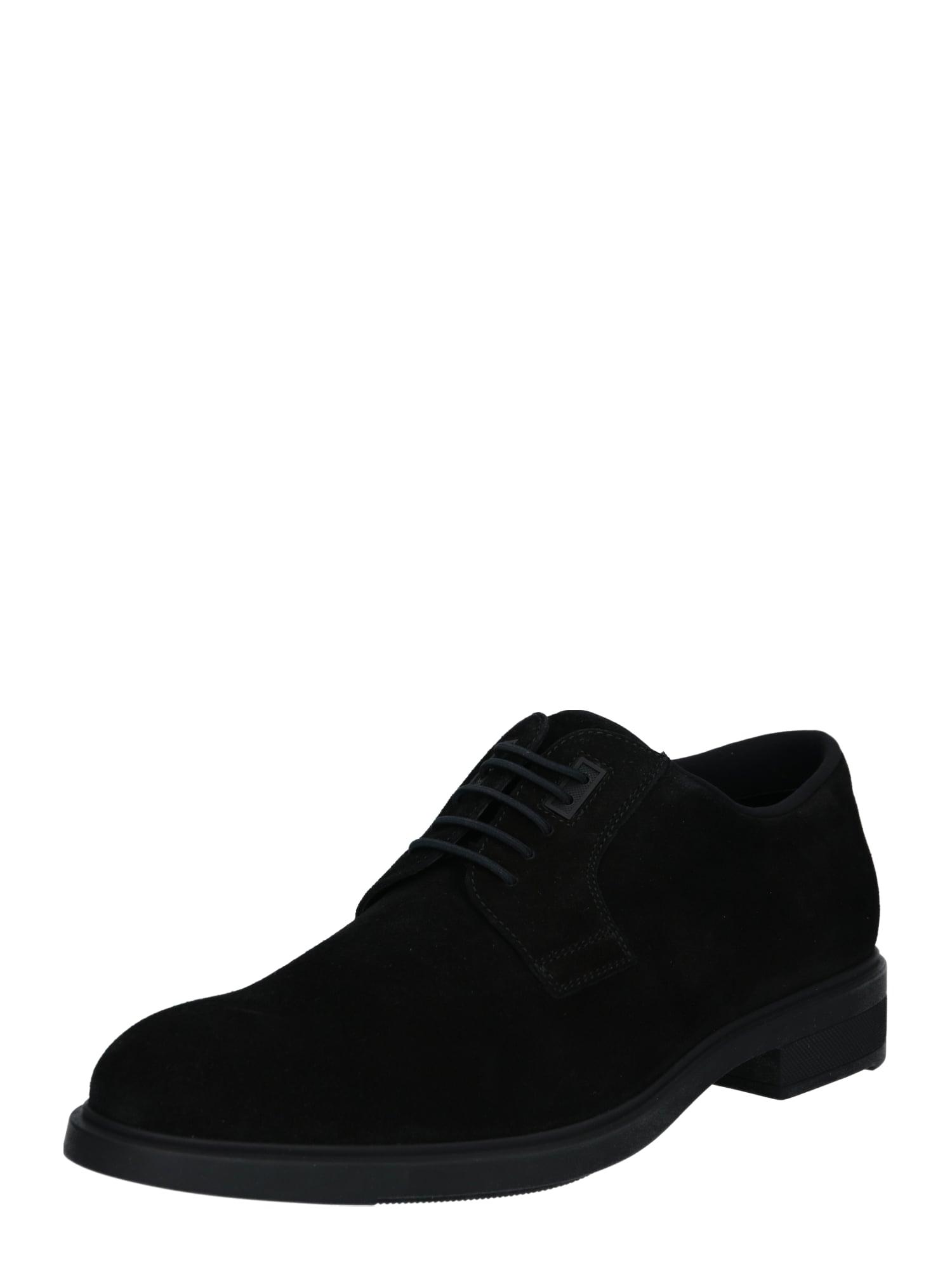 BOSS Batai su raišteliais 'Firstclass' juoda