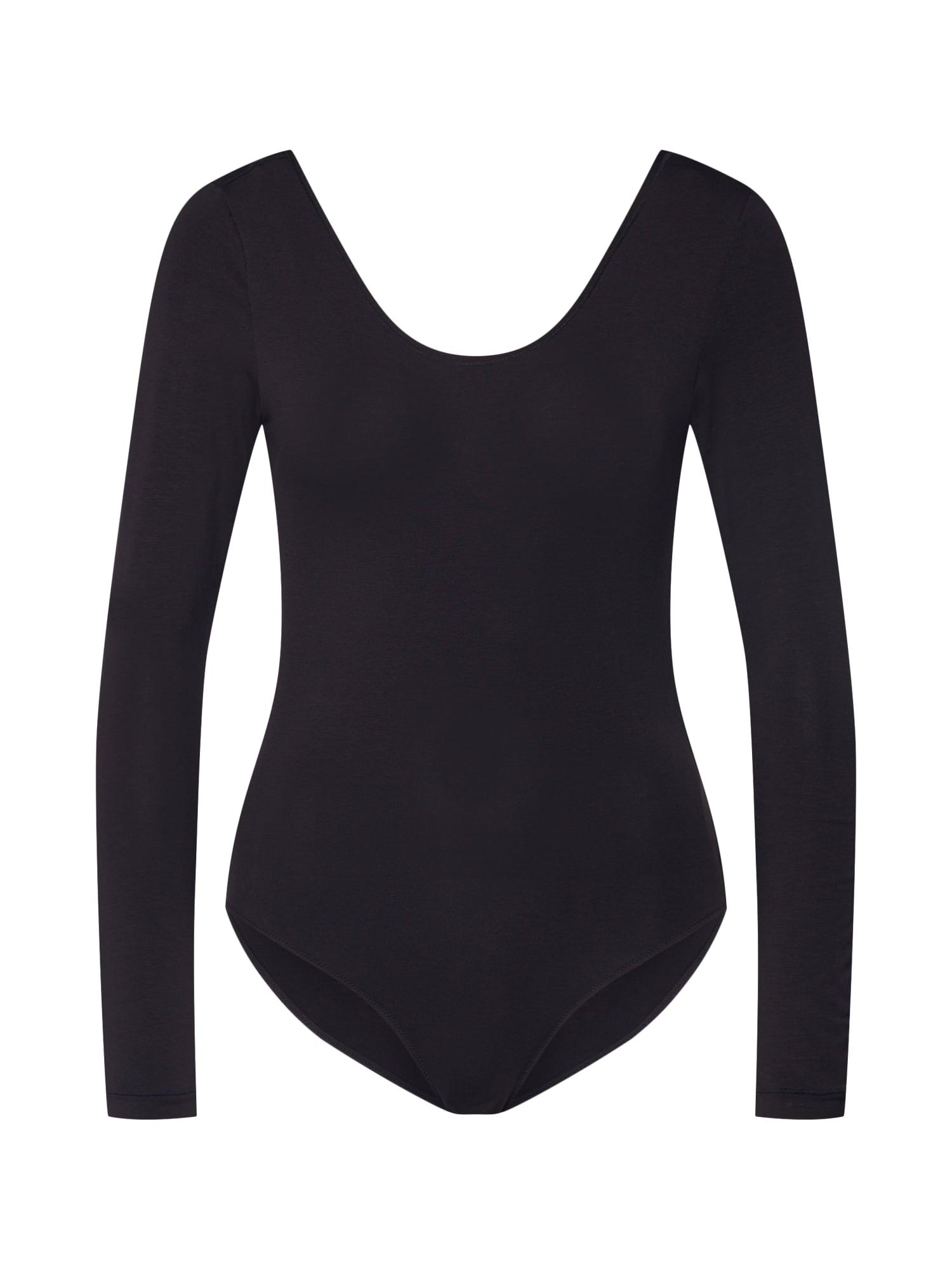 Body černá Tommy Hilfiger Underwear
