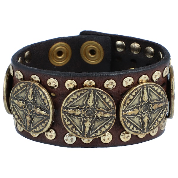 Armbaender - Armband 20 cm › Campomaggi › braun gold  - Onlineshop ABOUT YOU