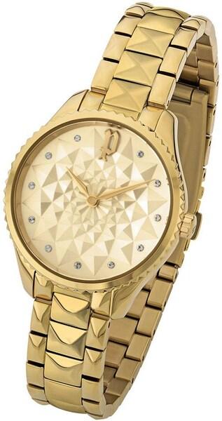 Uhren für Frauen - POLICE Quarzuhr 'ADALYN' gold  - Onlineshop ABOUT YOU