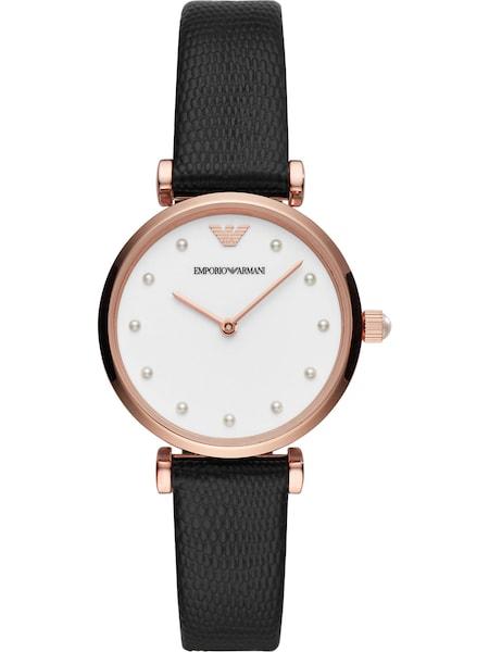Uhren - Uhr › Emporio Armani › rosegold schwarz weiß  - Onlineshop ABOUT YOU