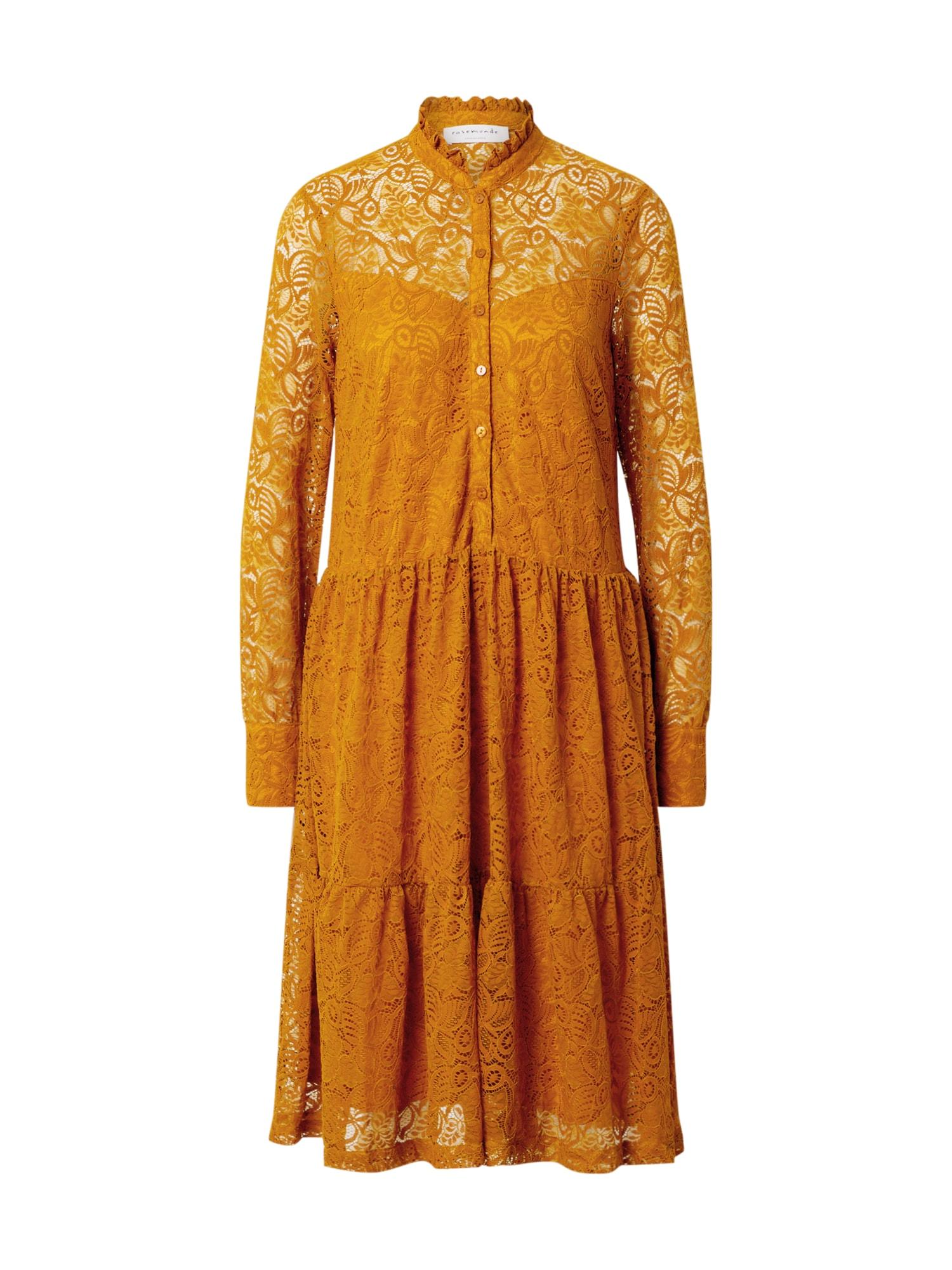 rosemunde Suknelė oranžinė