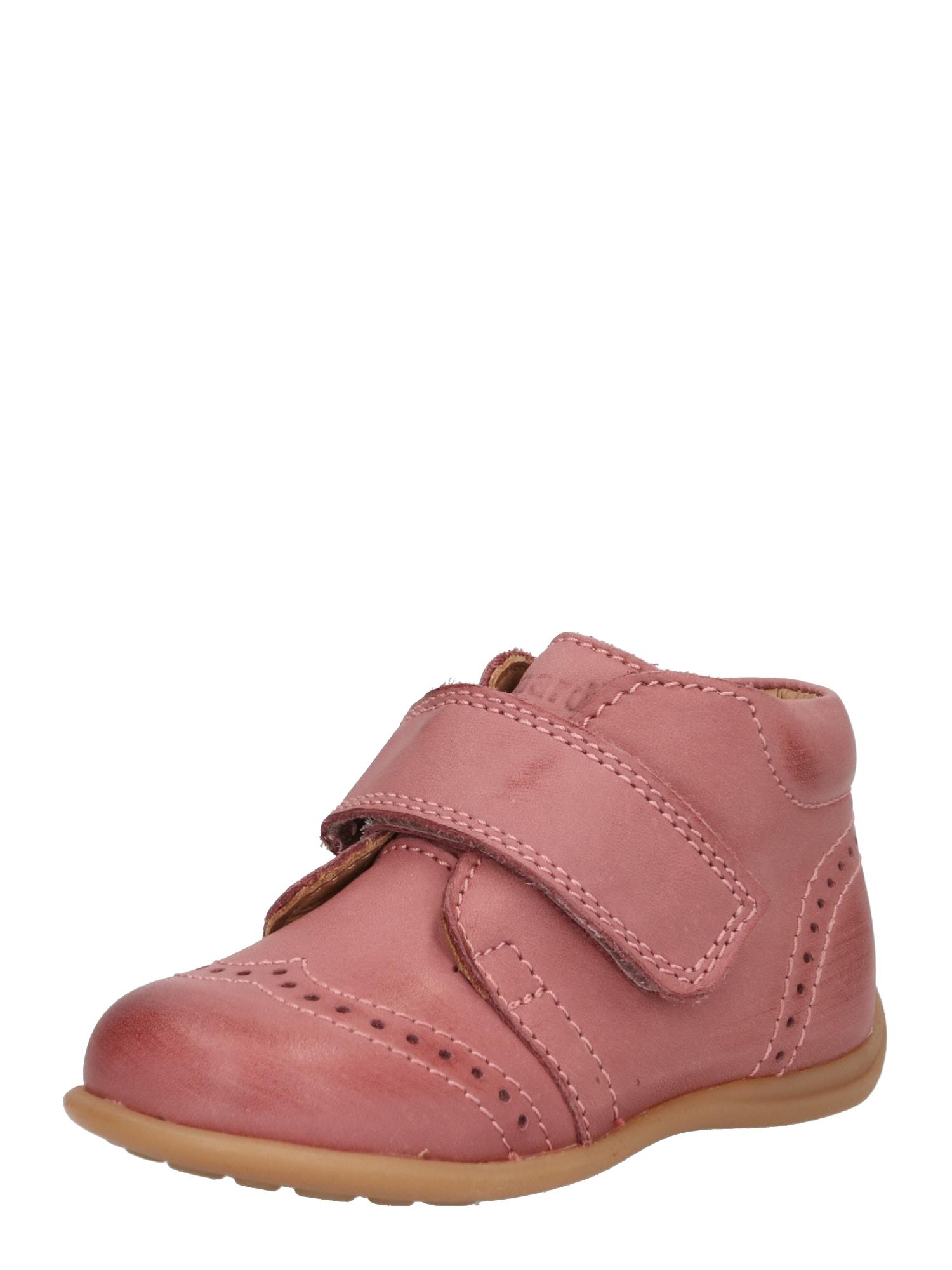 Polobotky Prewalker růžová BISGAARD