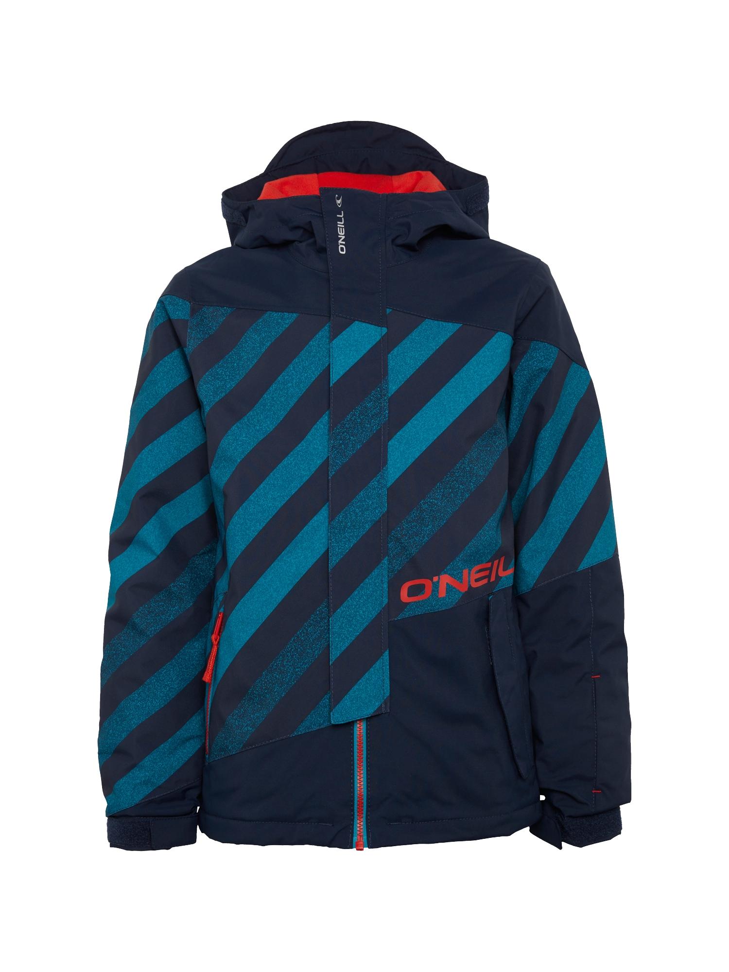 ONEILL Sportovní bunda Thunder Peak nebeská modř tmavě modrá O'NEILL
