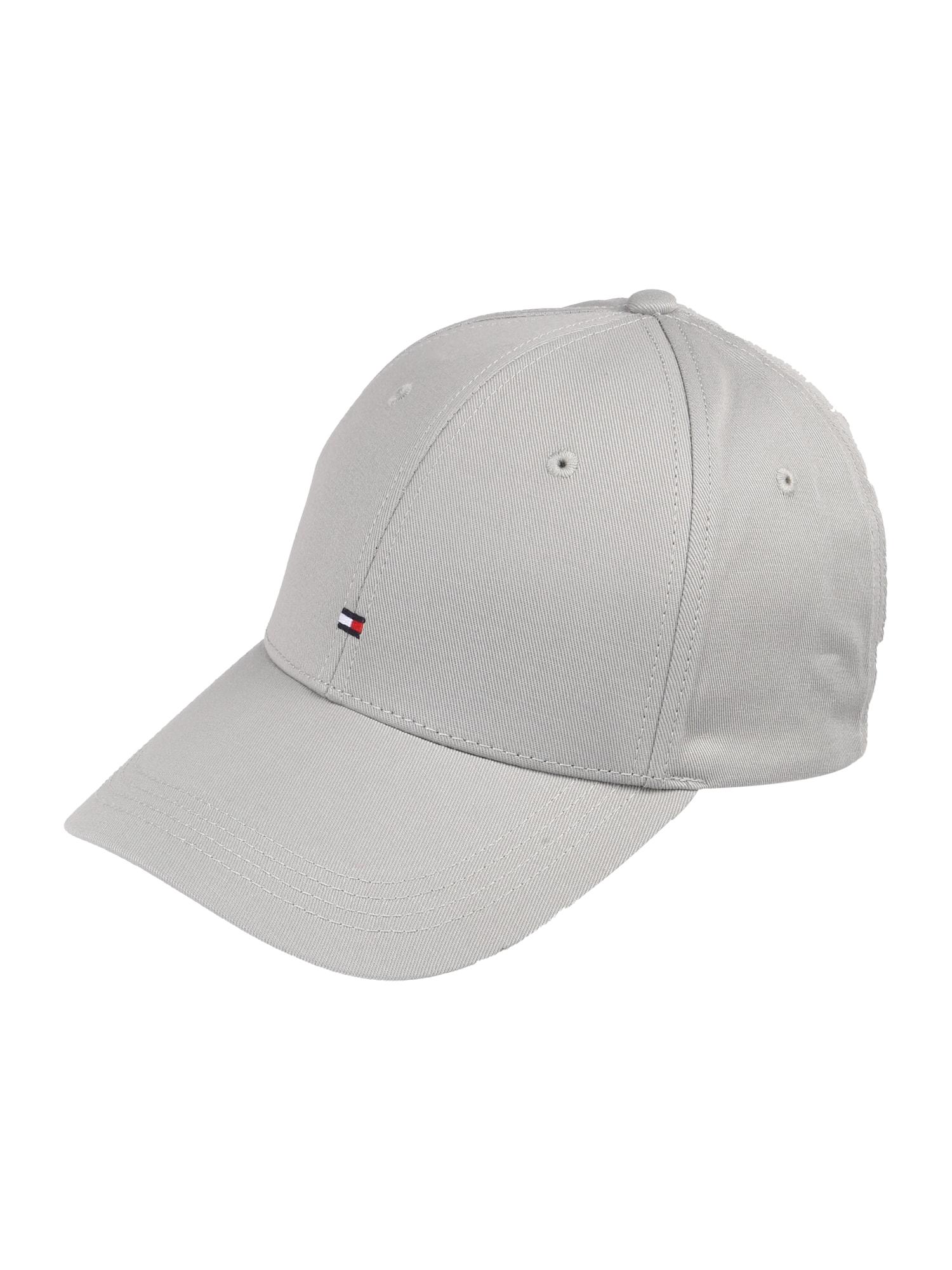 TOMMY HILFIGER Kepurė 'Classic' pilka