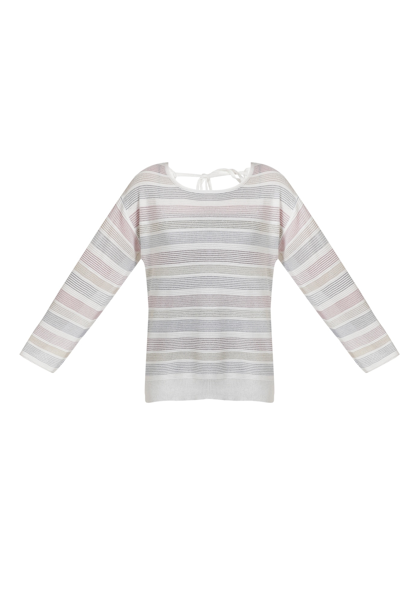myMo at night Megztinis smėlio / natūrali balta / melsvai pilka / rožinė