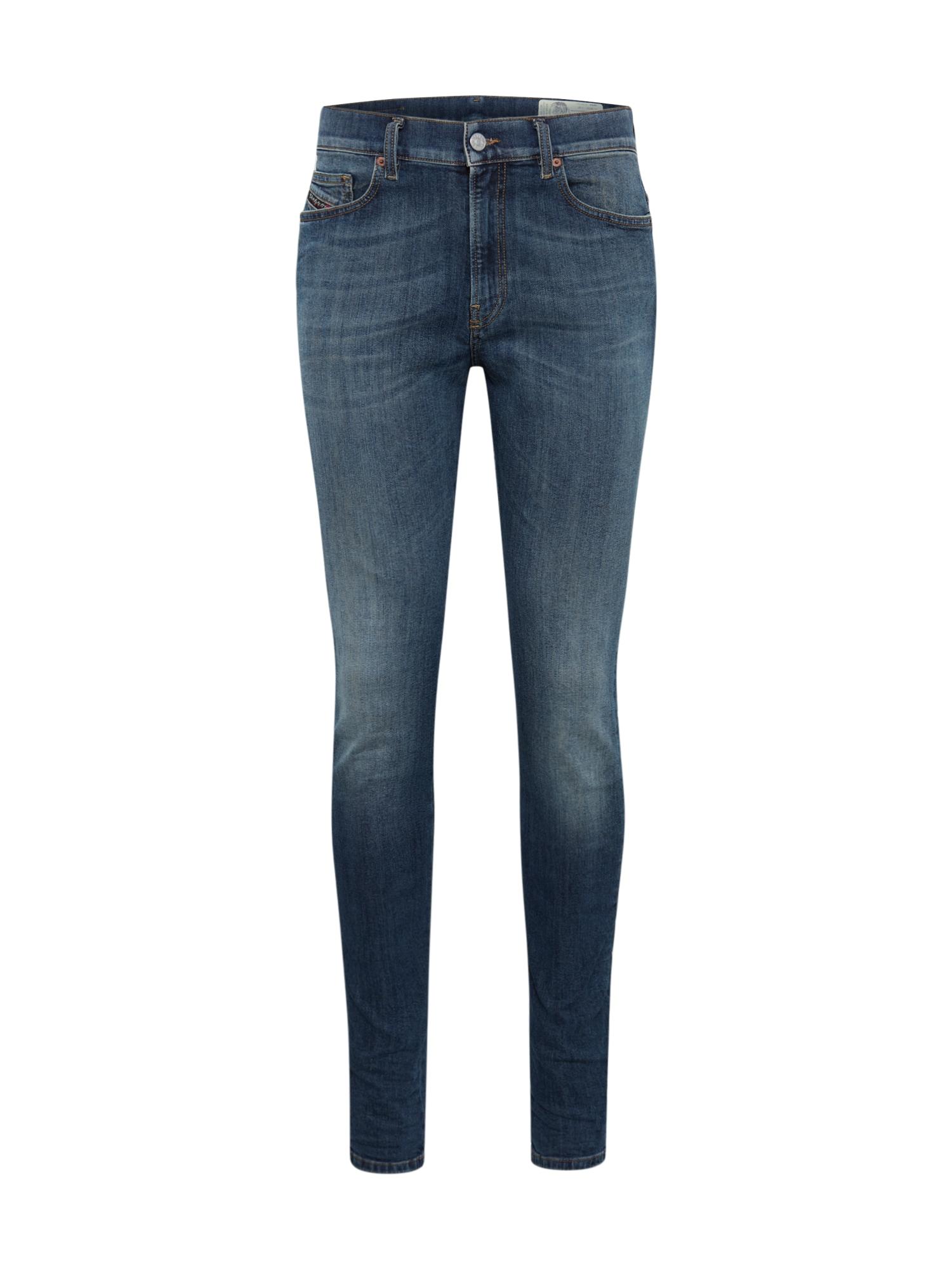 DIESEL Džinsai 'D-AMNY-X' tamsiai (džinso) mėlyna