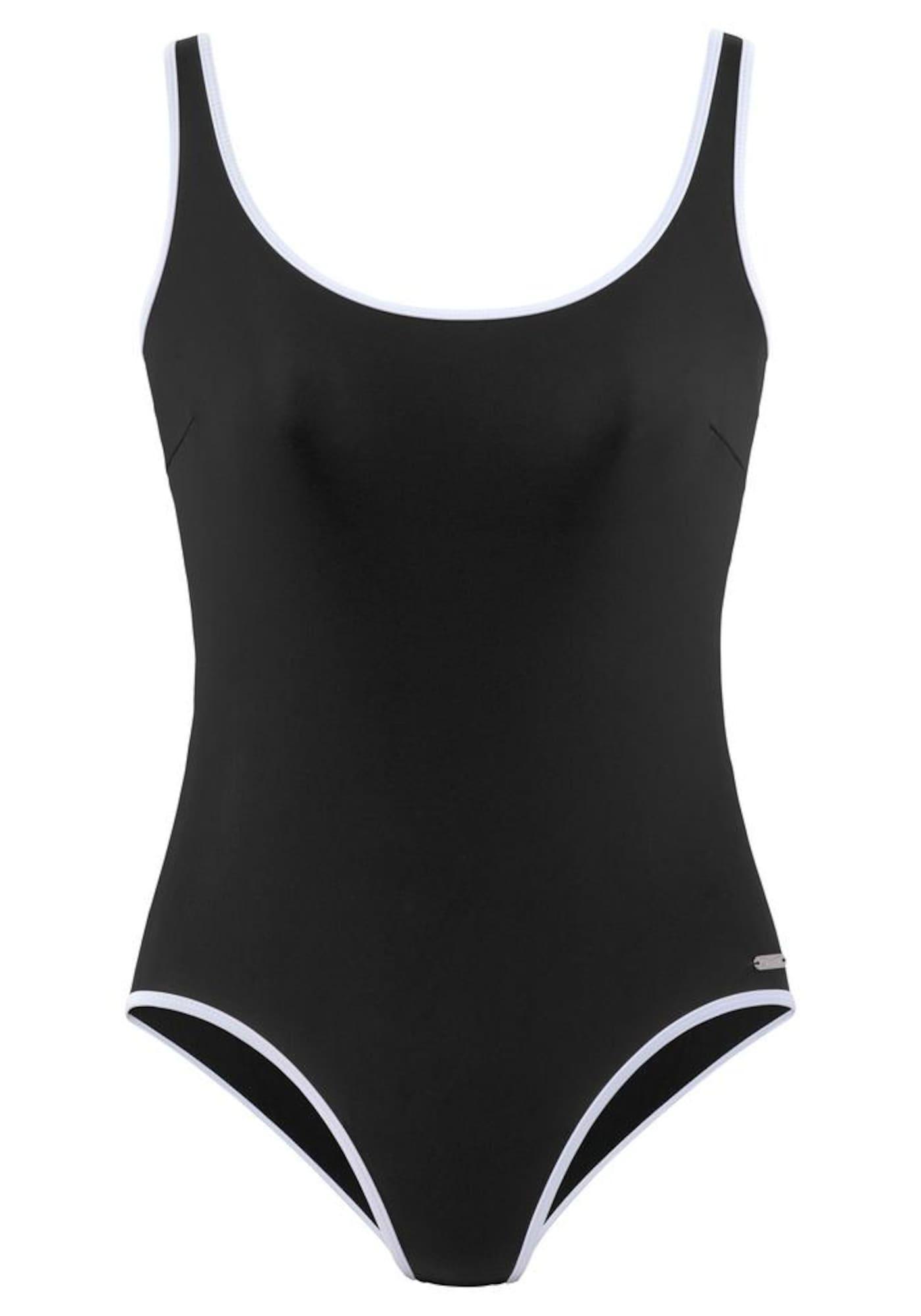 VENICE BEACH Bikinis juoda