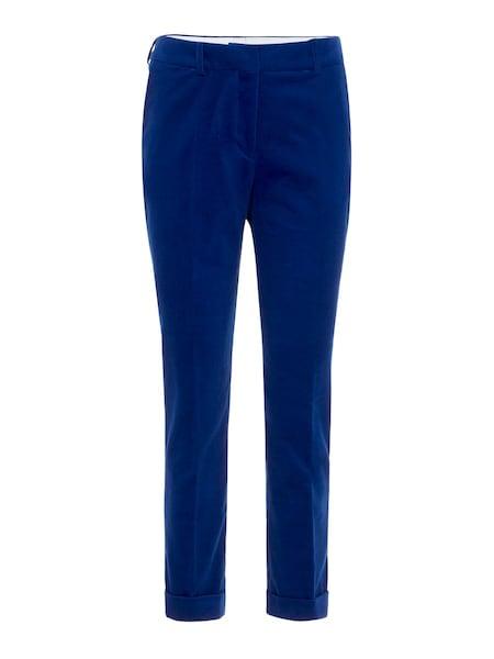 Hosen für Frauen - J.Lindeberg Anzughose 'Sabrina' dunkelblau  - Onlineshop ABOUT YOU