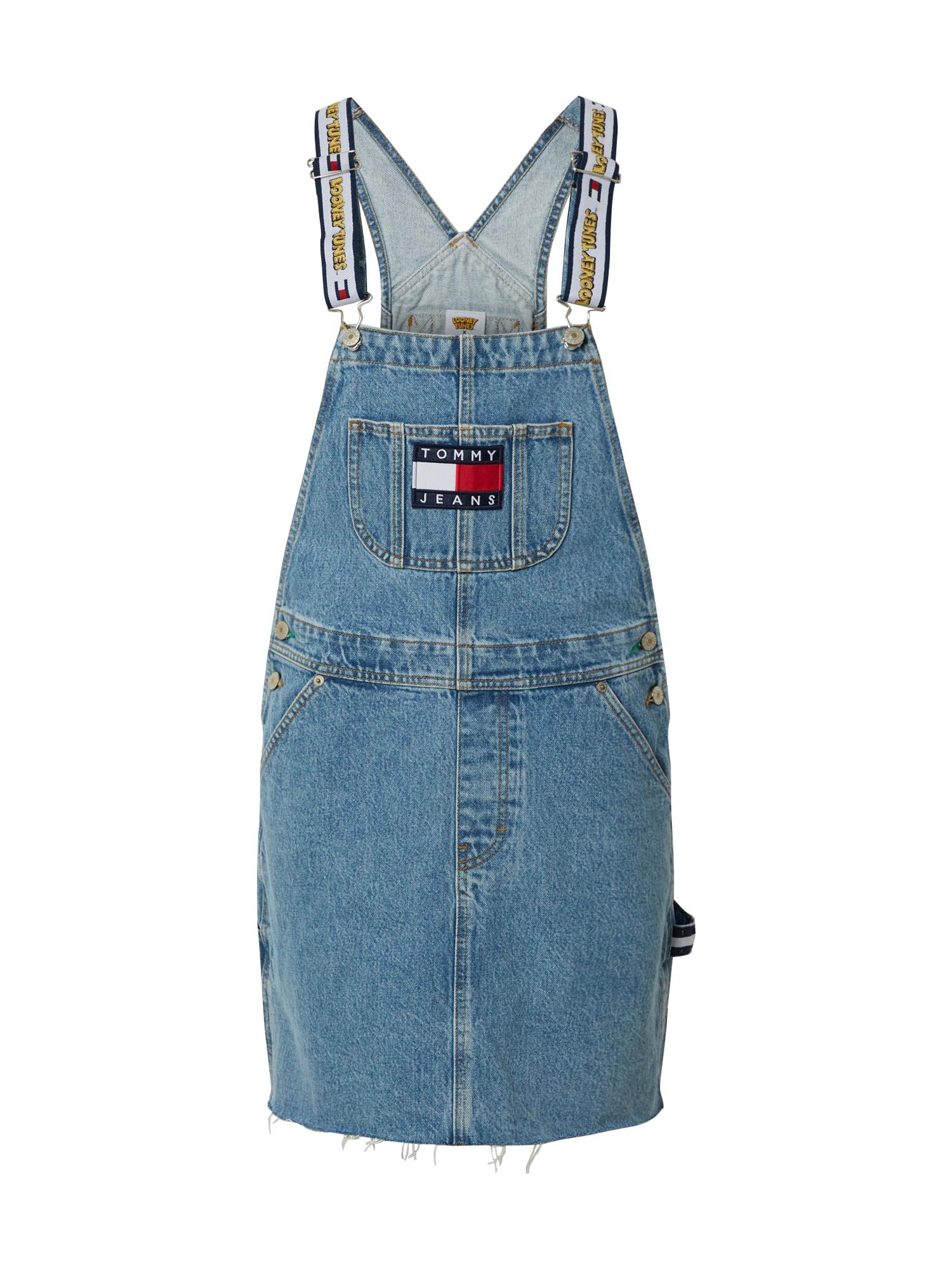 Tommy Jeans Suknelė 'LOONEY TUNES' tamsiai (džinso) mėlyna