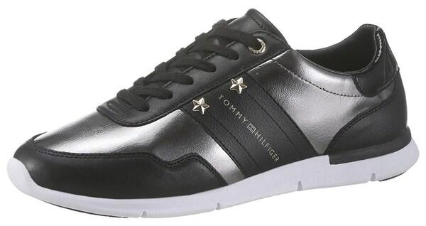 Sneakers für Frauen - TOMMY HILFIGER Sneaker schwarz  - Onlineshop ABOUT YOU