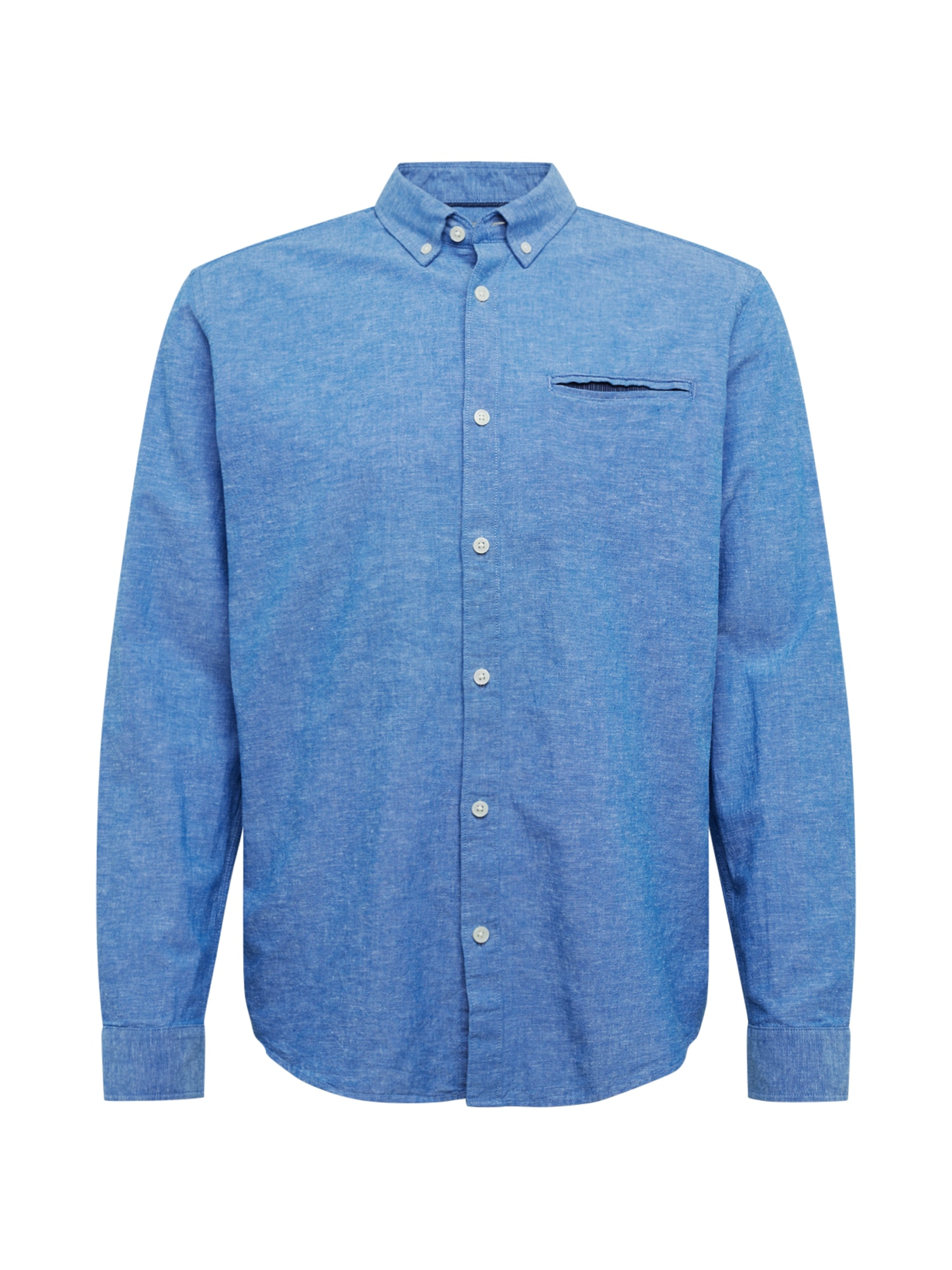 ESPRIT Marškiniai šviesiai mėlyna