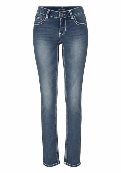Hosen - Jeans › ARIZONA › blau  - Onlineshop ABOUT YOU