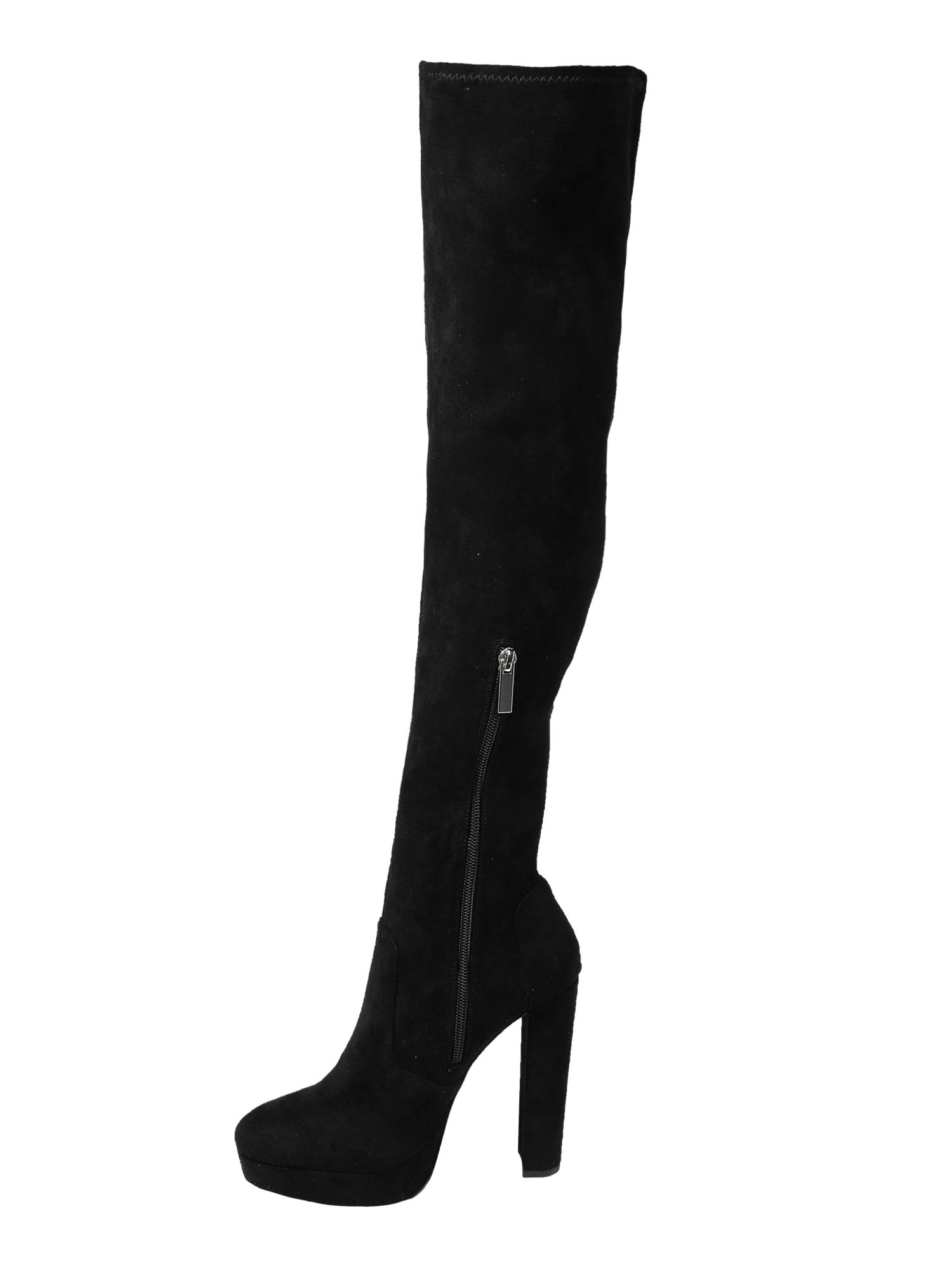 ALDO Auliniai batai su kulniuku 'Cyttaria' juoda