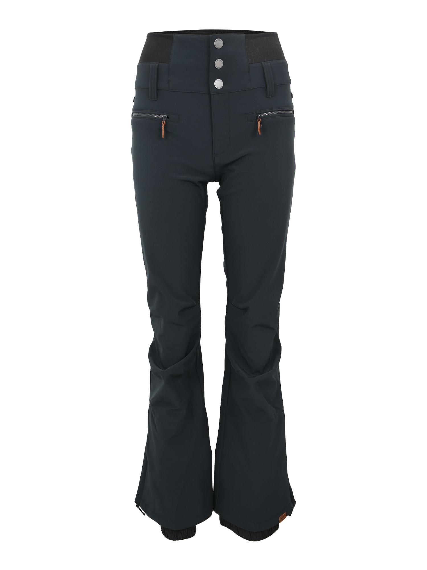 Sportovní kalhoty RISING HIGH černá ROXY