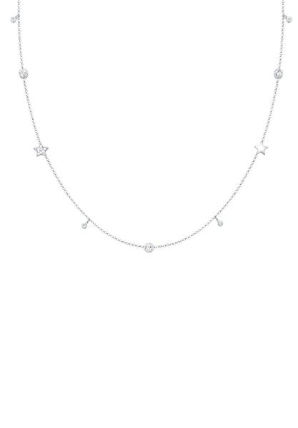 Ketten für Frauen - ELLI Halskette silber  - Onlineshop ABOUT YOU