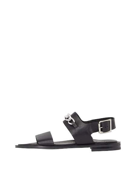 Sandalen für Frauen - Bianco Sandalen schwarz silber  - Onlineshop ABOUT YOU