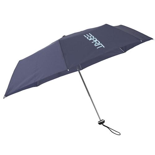 Regenschirme für Frauen - ESPRIT Mini Alu Light Taschenschirm blau  - Onlineshop ABOUT YOU