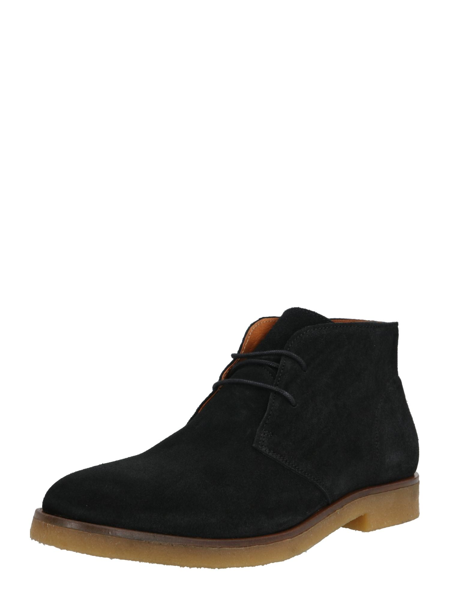 Bianco Suvarstomieji batai 'Biadino' juoda