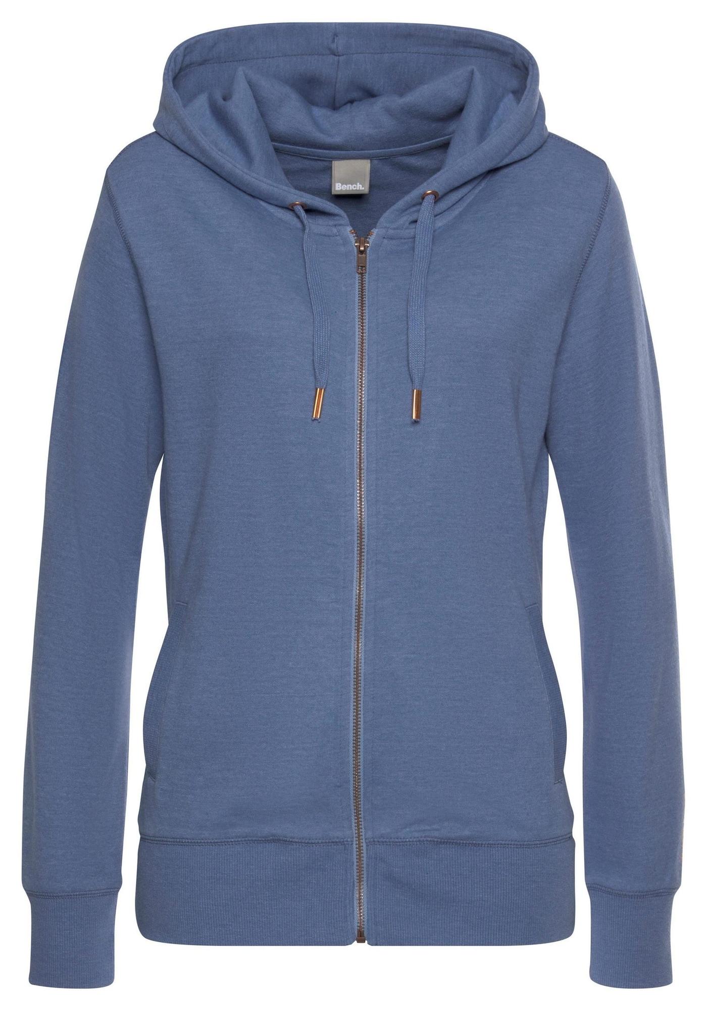 BENCH Džemperis tamsiai (džinso) mėlyna