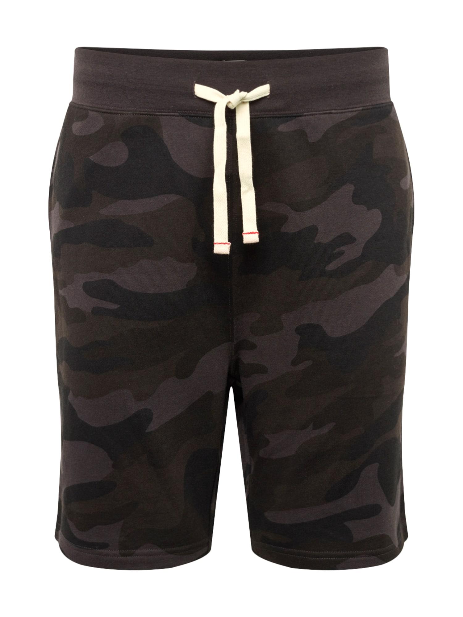 JACK & JONES Kalhoty 'JJEBASIC'  grafitová / khaki / černá