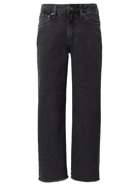 Hosen - Jeans 'Lia' › Mavi › black denim  - Onlineshop ABOUT YOU