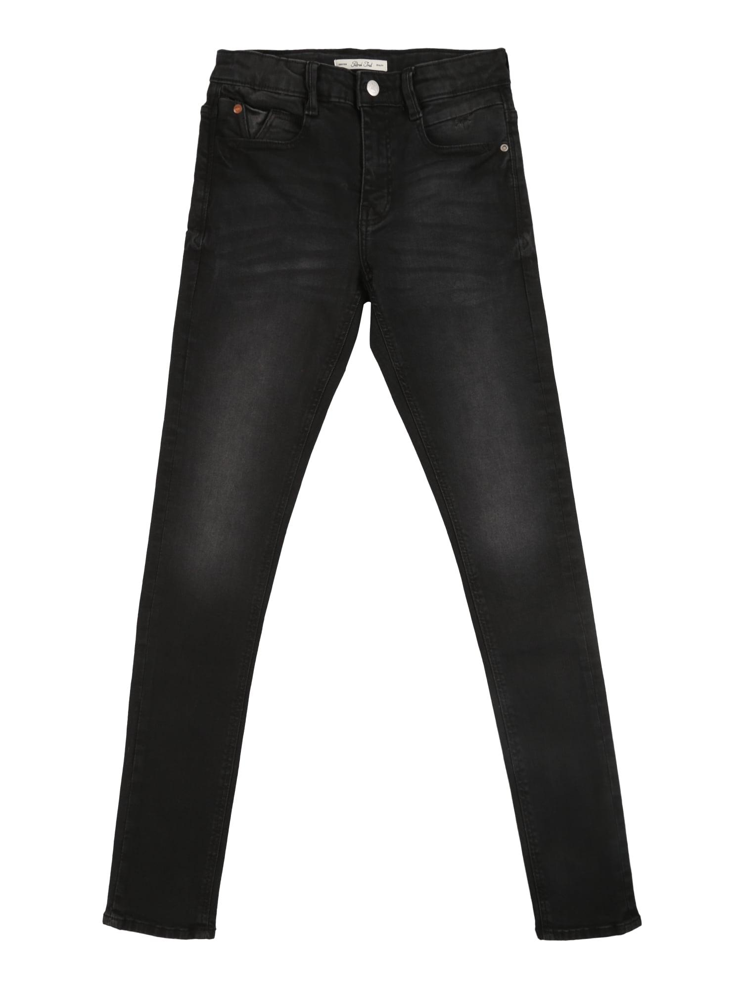 Petrol Industries Džinsai juodo džinso spalva