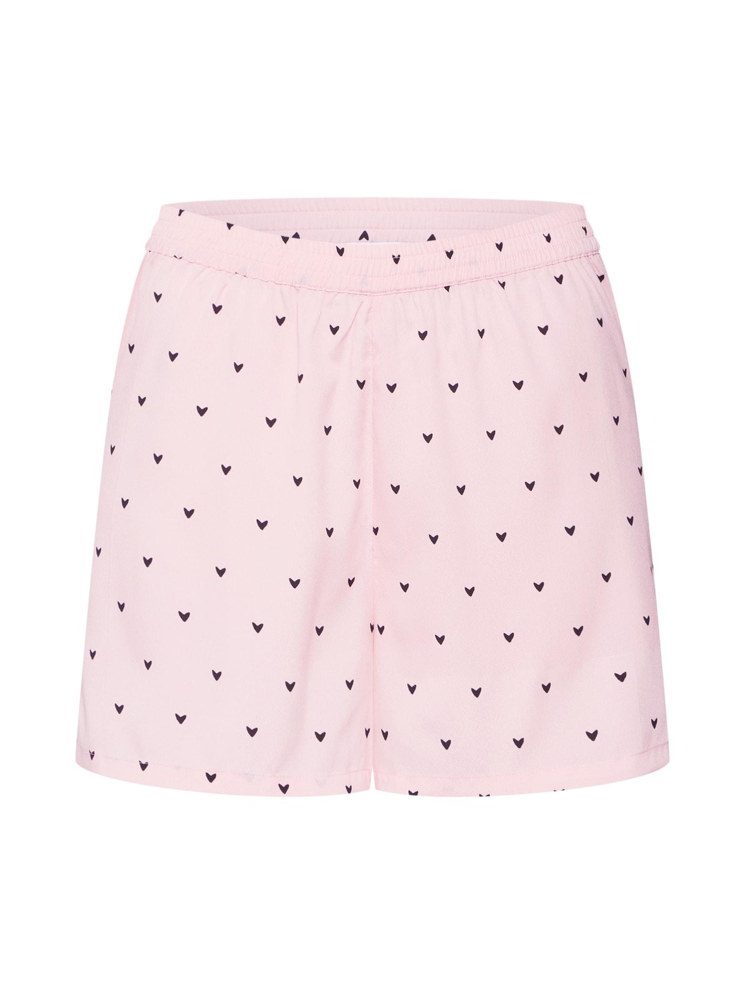 Pyžamo Maribelle mix barev růžová ABOUT YOU