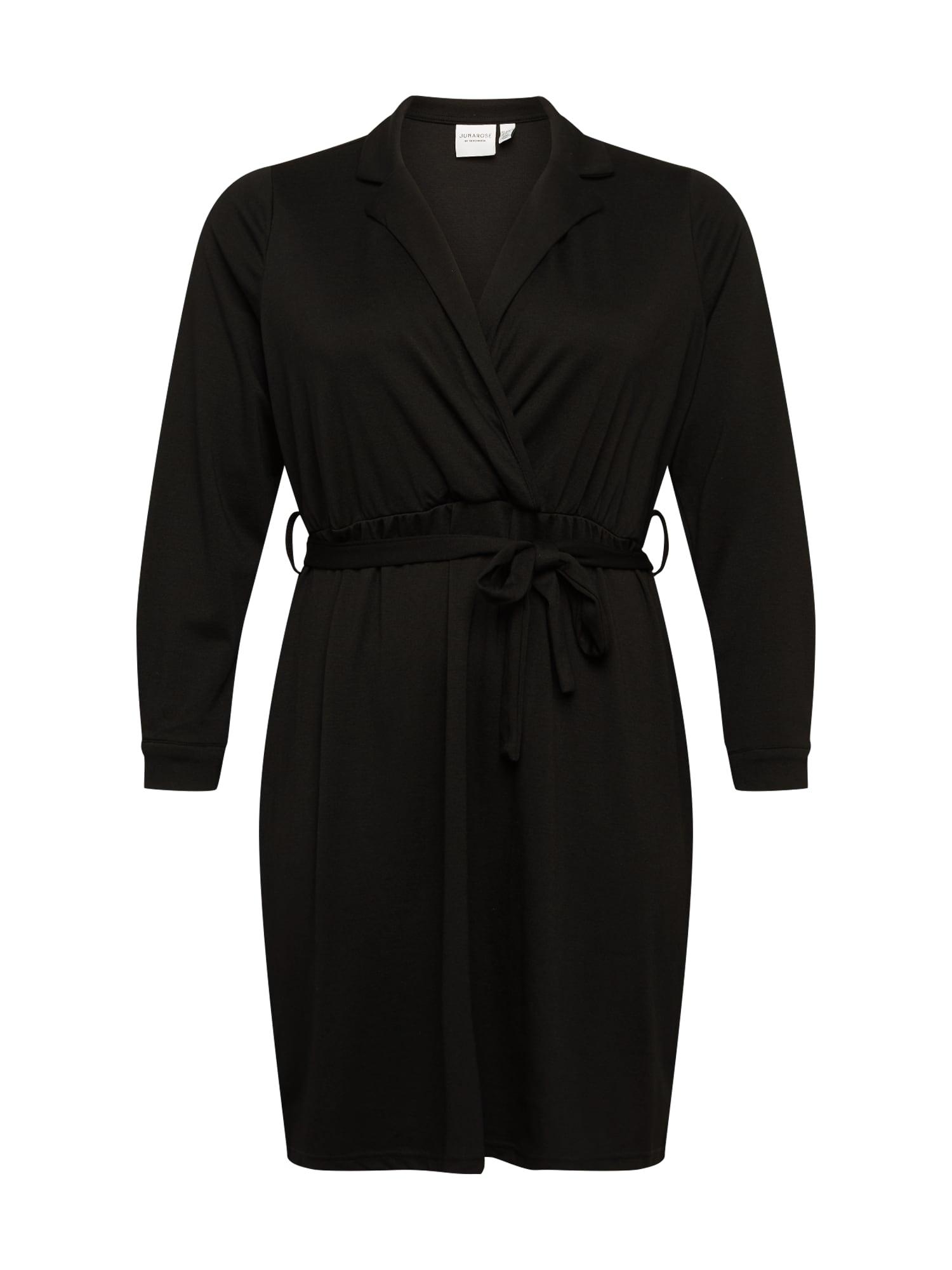 Junarose Košilové šaty 'Jeniver'  černá