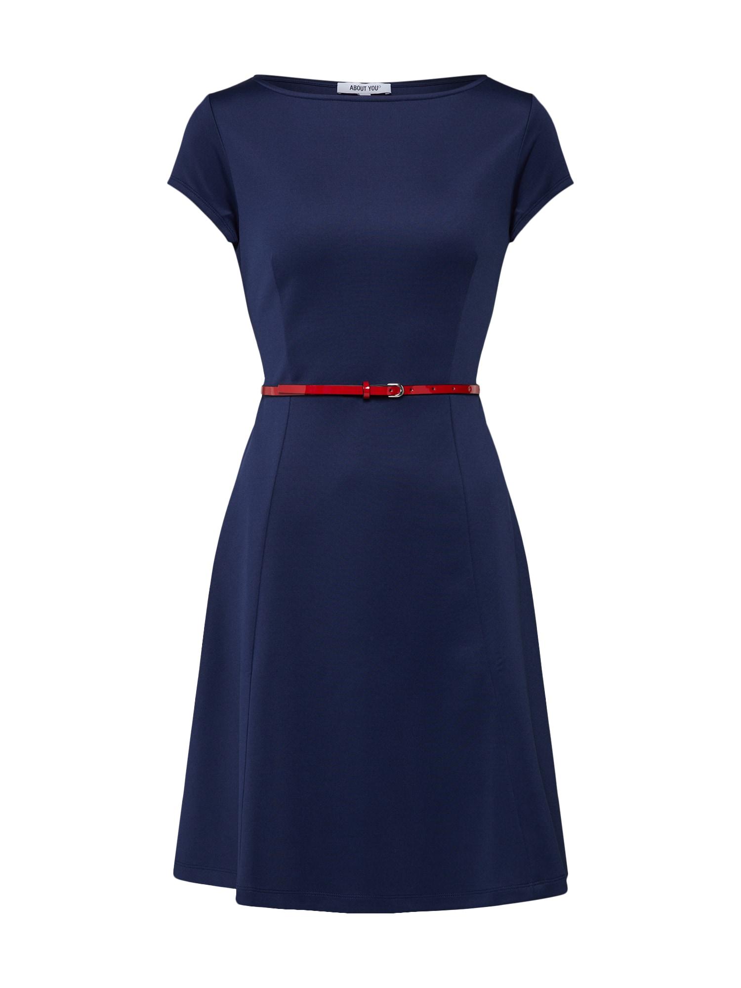 Šaty Vanessa noční modrá ABOUT YOU