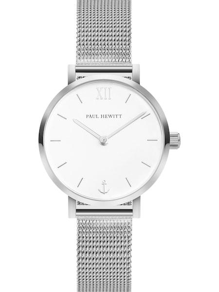 Uhren für Frauen - Paul Hewitt Uhr silber weiß  - Onlineshop ABOUT YOU