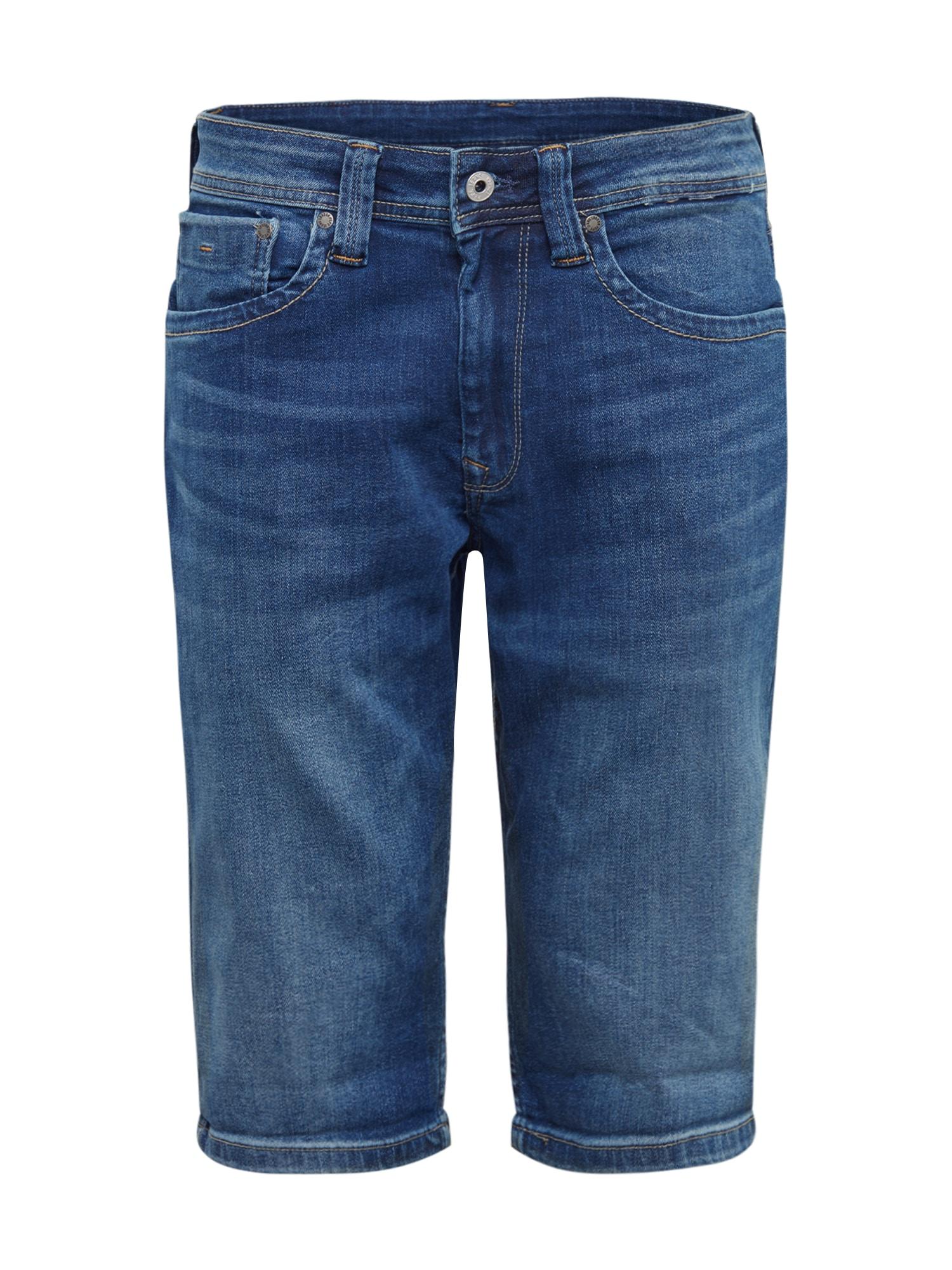 Pepe Jeans Džinsai 'Cash' tamsiai (džinso) mėlyna