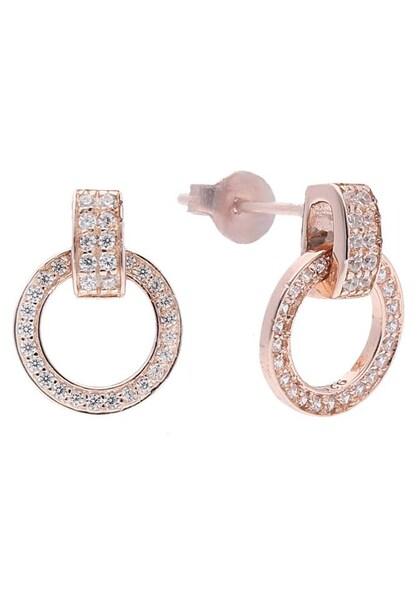 Ohrringe für Frauen - FIRETTI Ohrstecker rosegold  - Onlineshop ABOUT YOU