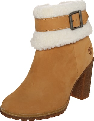 TIMBERLAND Stiefelette 'Glancy Teddy Fold Down'