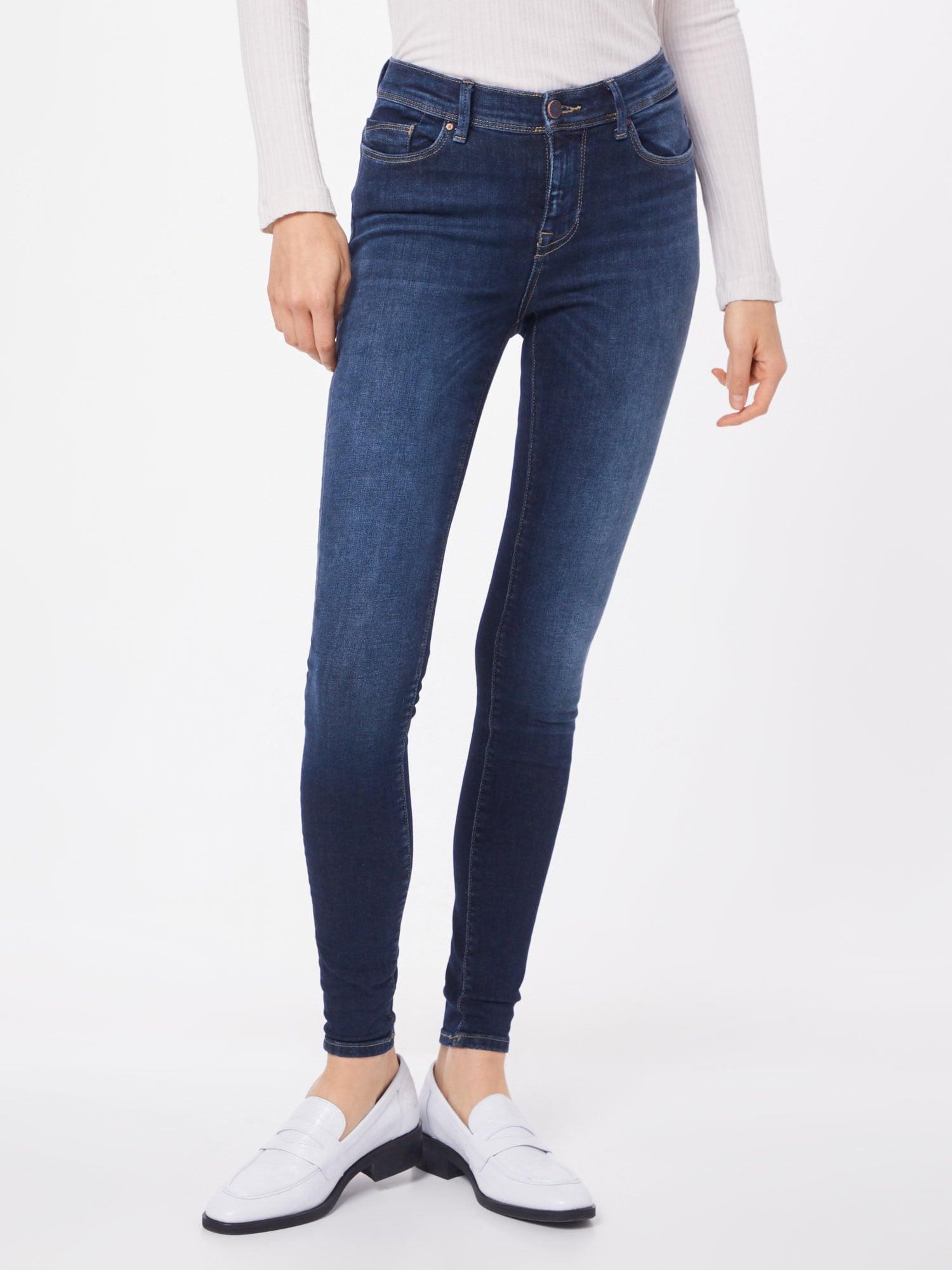 ONLY Jeans 'onlSHAPE REG SK DNM JEANS REA4488 NOOS'  blå denim
