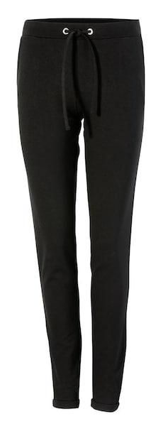Hosen für Frauen - Hose › Aniston SELECTED › schwarz silber  - Onlineshop ABOUT YOU