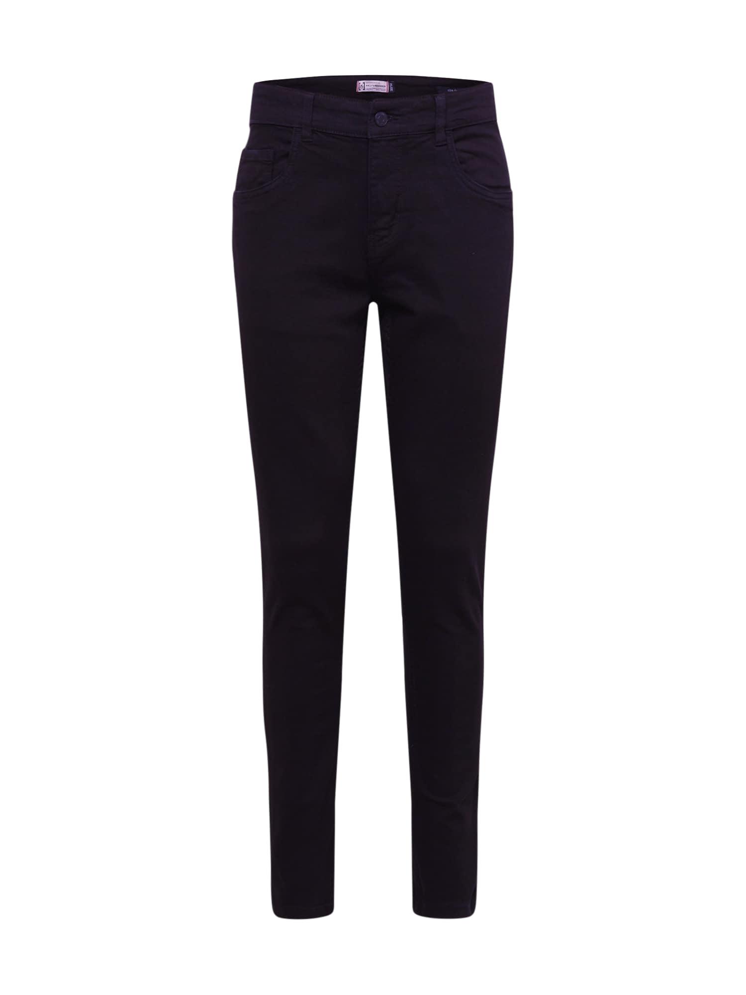 Hailys Men Džinsai 'Nero' juodo džinso spalva
