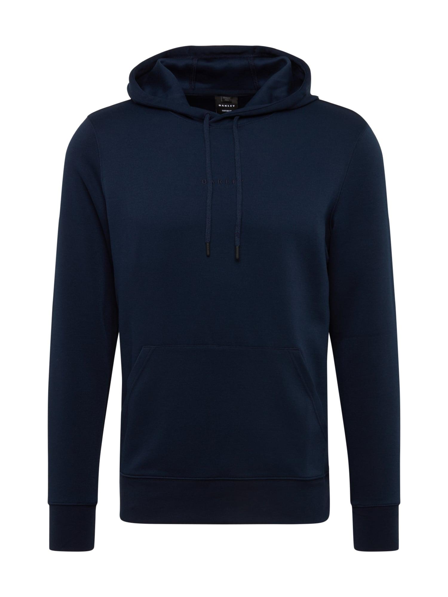 OAKLEY Sportinio tipo megztinis 'FULL FLEX PERFORMANCE' nakties mėlyna