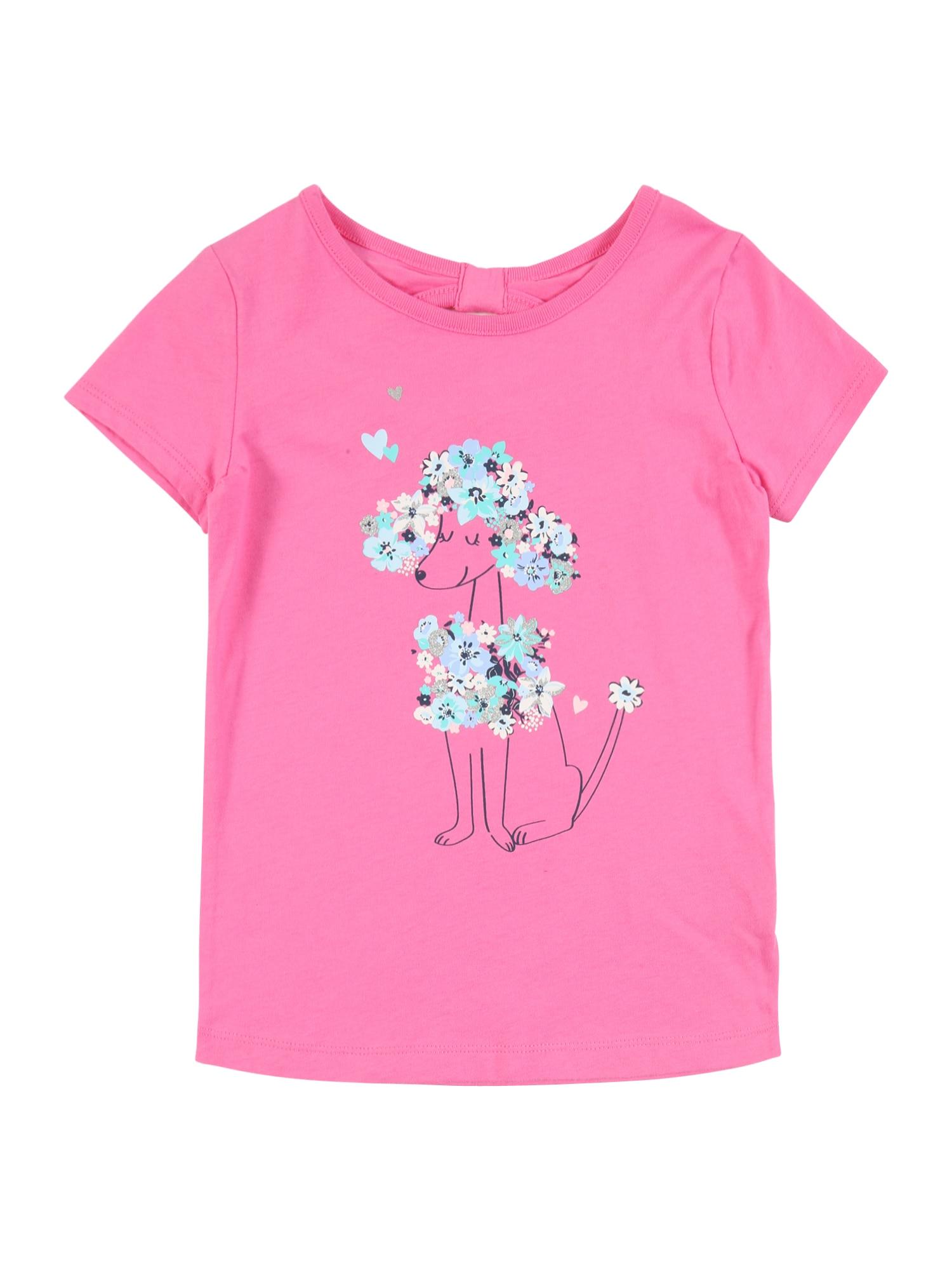 Carter's Marškinėliai rožinė